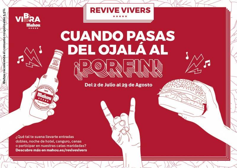Revive Vivers. EPDA