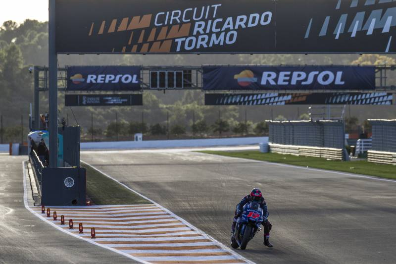 Balance 2018 Circuit Ricardo Tormo