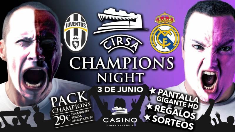 Final Champions Casino Cirsa Valencia