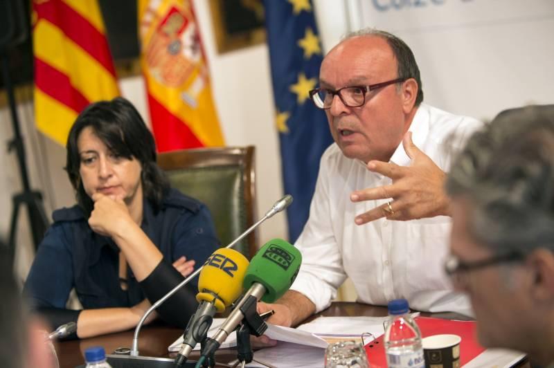Rueda prensa Escalante // Foto Abulaila