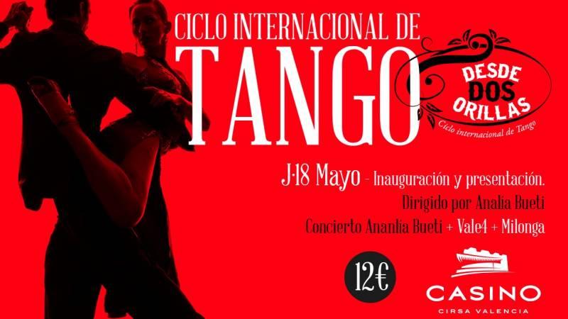 Ciclo internacional de Tango