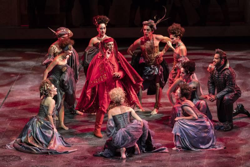 Rigoletto ©Mikel Ponce y Miguel Lorenzo, Palau de les Arts