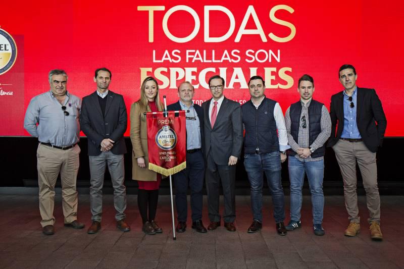 Ganadora Premi Amstel 2019
