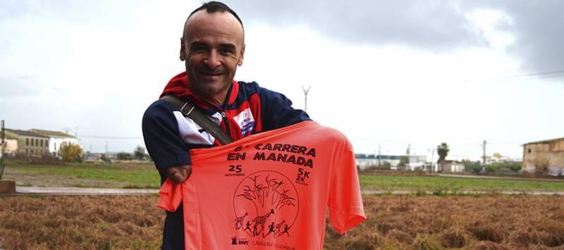 BIOPARC - Ricardo Ten apoya la 6 Carrera en Manada