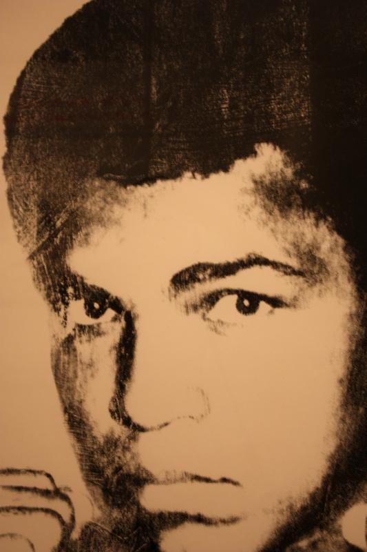 Muhammad Ali (Foto: Pau Borredá)