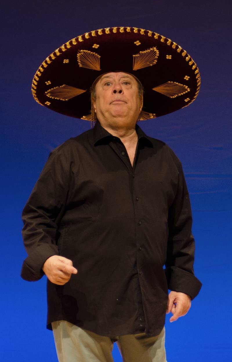 Paco Arévalo vuelve al carismático Teatro Olympia