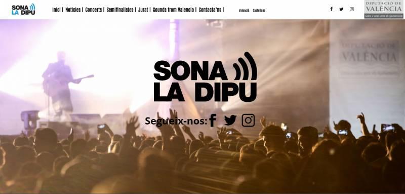 La nueva web del Sona la Dipu