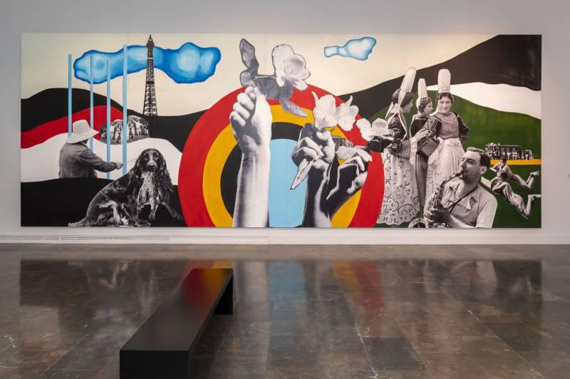 Fernand Léger y la vida moderna en el IVAM