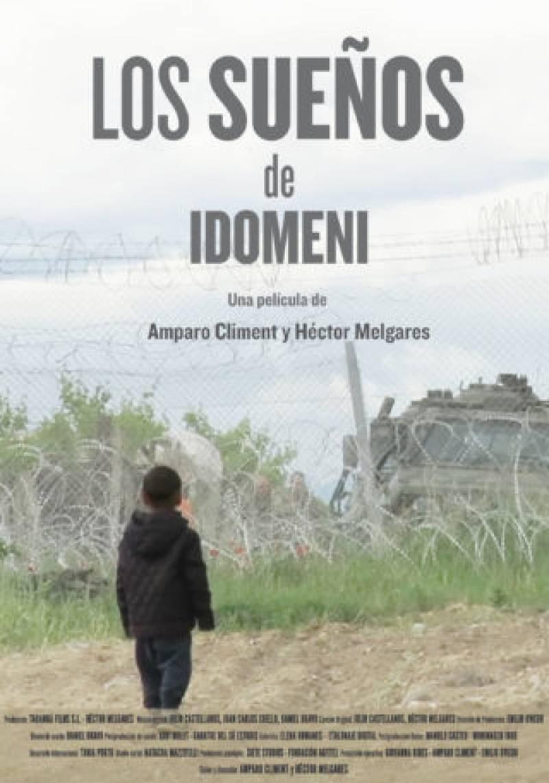 Cartel de Los Sueños de Idomeni