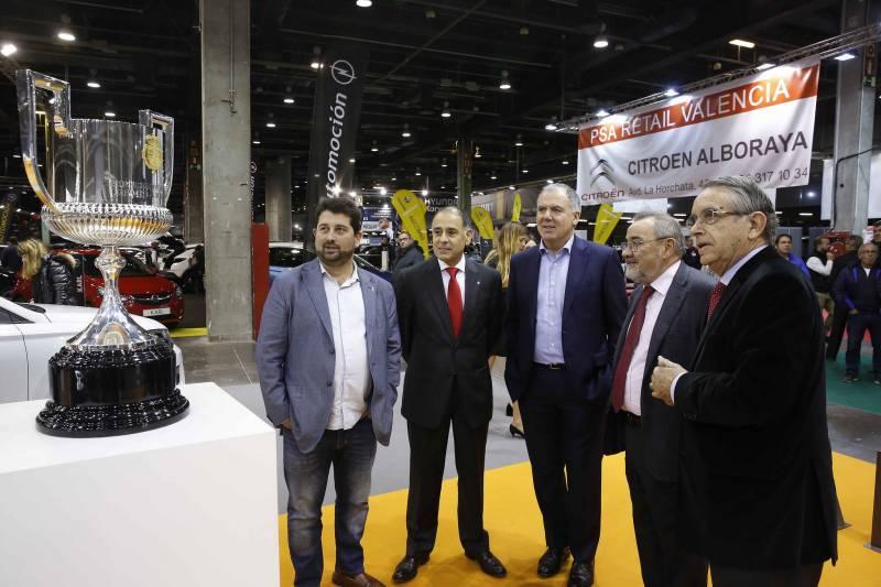 Inauguración de la Feria del Automóvil