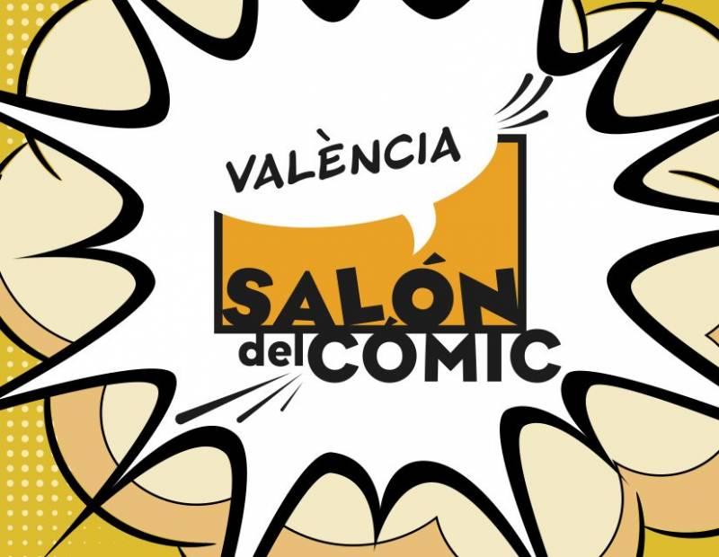 Salón del Cómic, Valencia