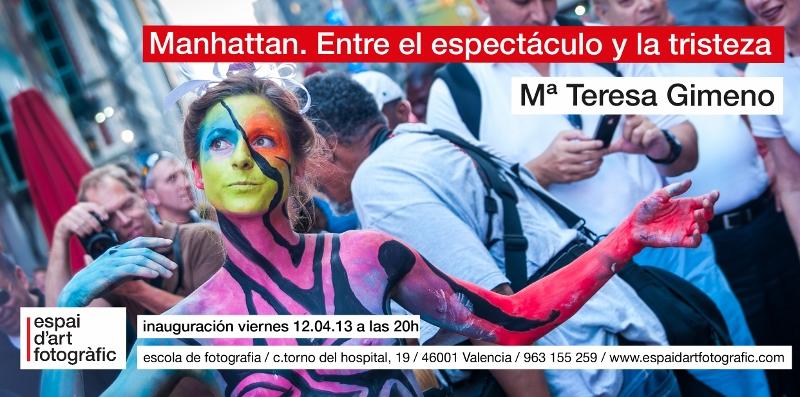 Cartel de la exposición (Viu València)