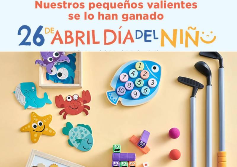Cartel Día del Niño. EPDA