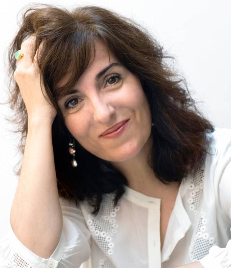 Elvira Lindo, en una imagen promocional : : Espai Cultural  La Rambleta
