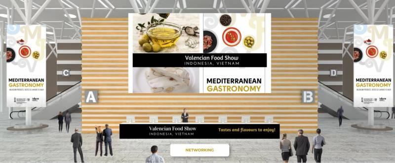 Valencian Food Show. EPDA