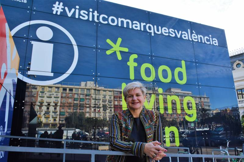 Pilar Moncho en el #visitcomarquesvalència