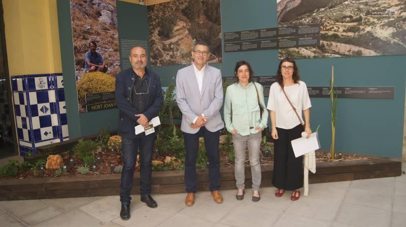 Xavier Rius, Jorge Cruz, Anna Pellicer i Júlia Pellicer a l