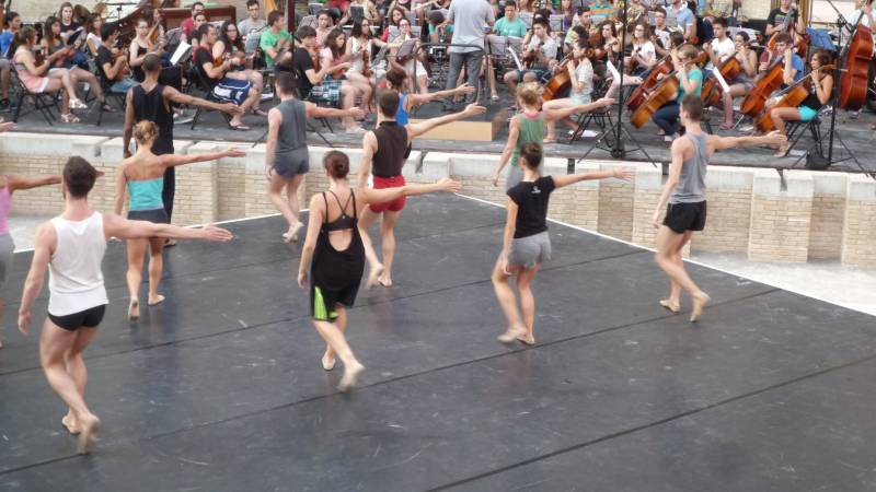 JOGV, ballet