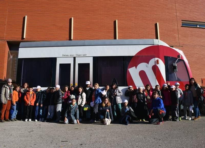 Visita a Metrovalencia