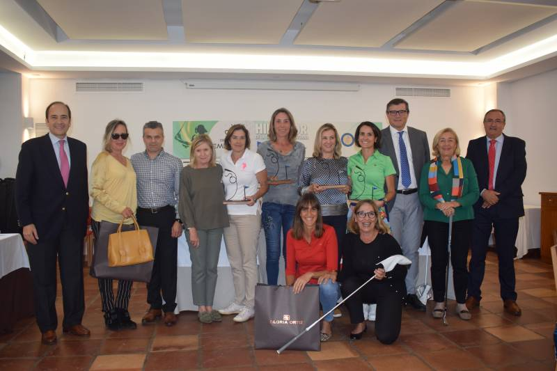 Las ganadoras del Open