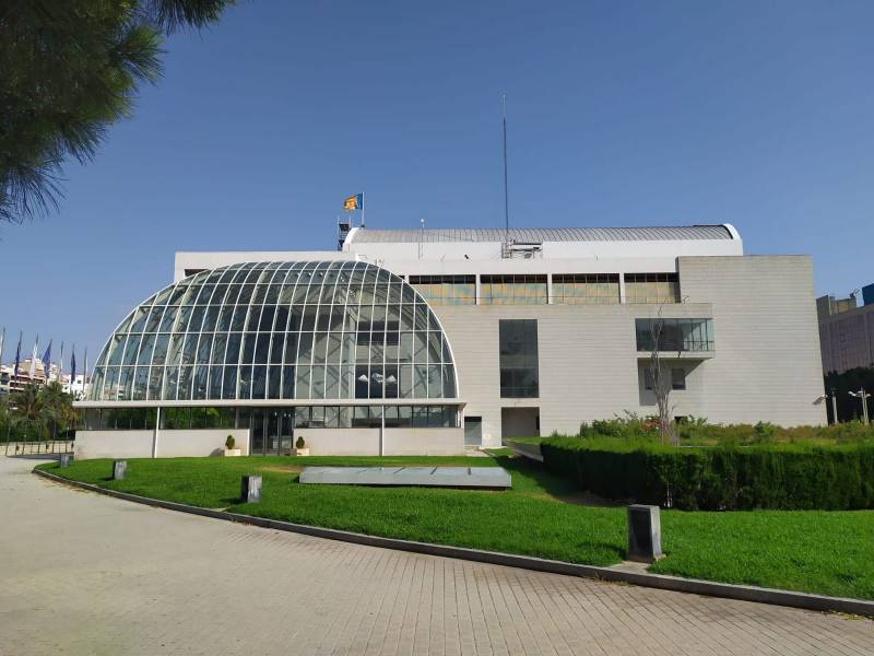 Palau de la Música./ EPDA