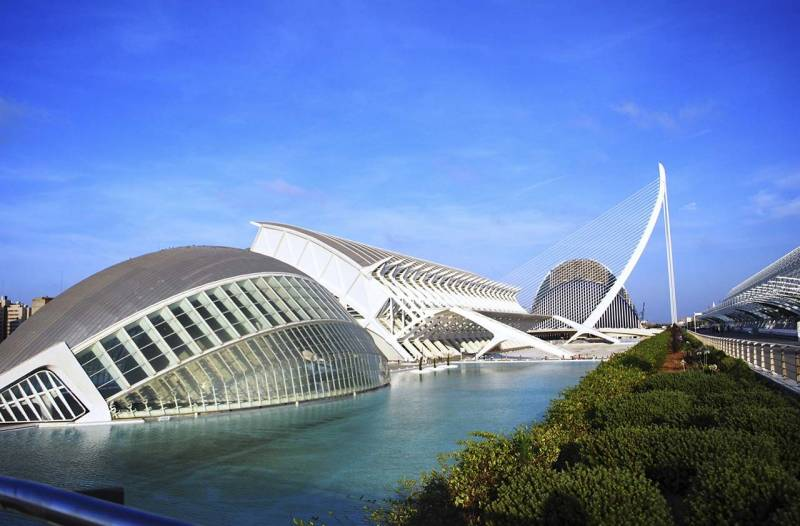 Imagen de archivo Oceanogràfic, València./ EPDA