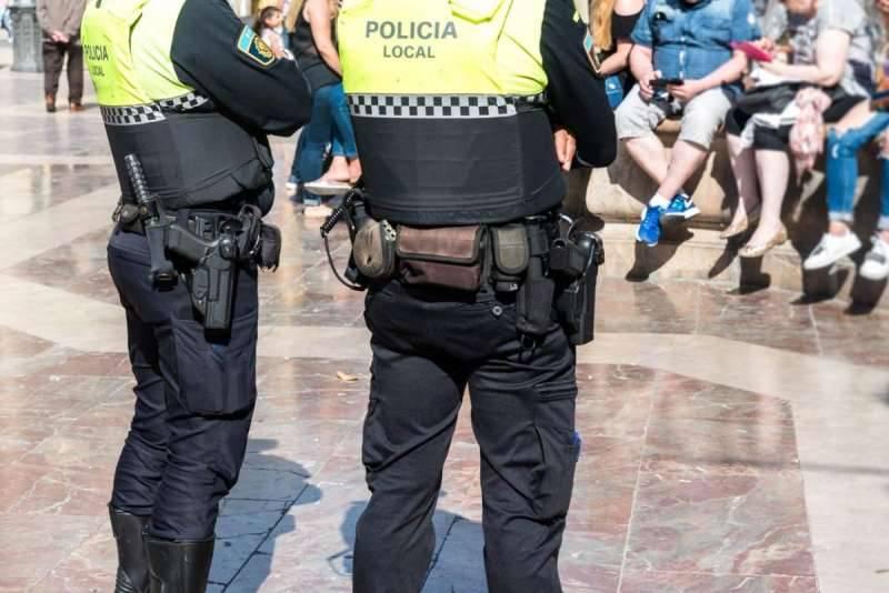 Imagen de archivo Policía Local./ EPDA
