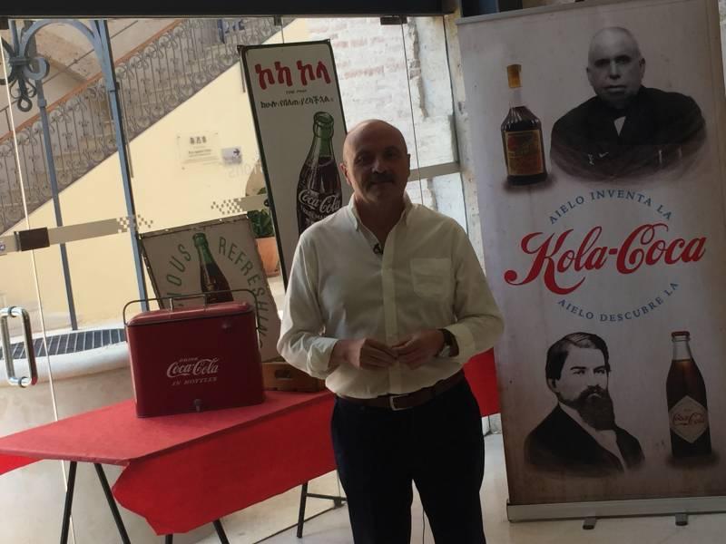 Exposición Coca-Cola