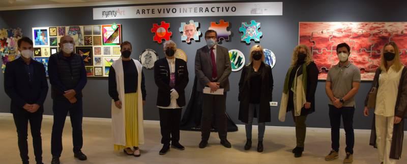 Exposición en el Carme. EPDA.