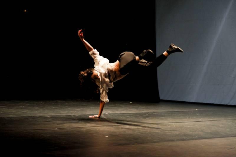 Certamen coreográfico