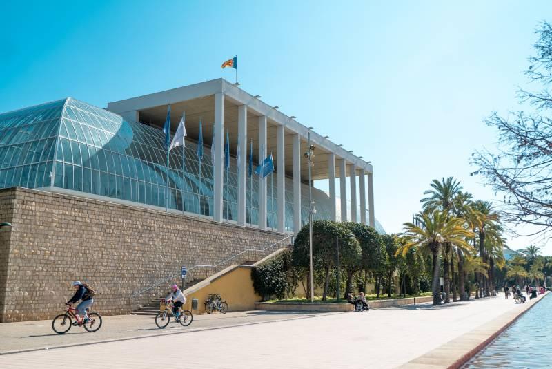 Palau de la Música de València.