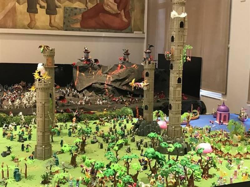 Exposición Playmobil®