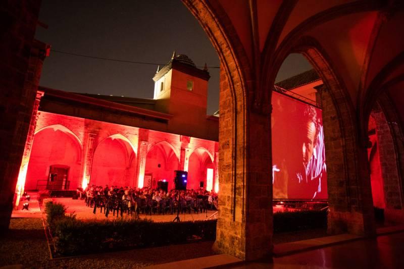 Cine de verano en el Centre Cultural del Carme.