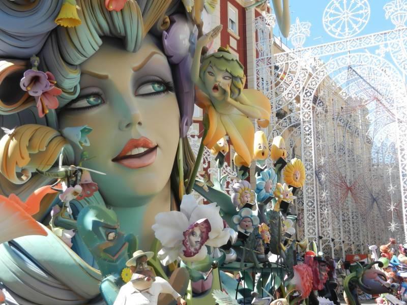 Las 5 fiestas de Valencia preferidas por los turistas