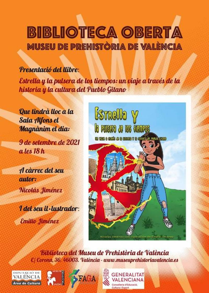 Biblioteca Oberta. Museu de Prehistòria de València. EPDA