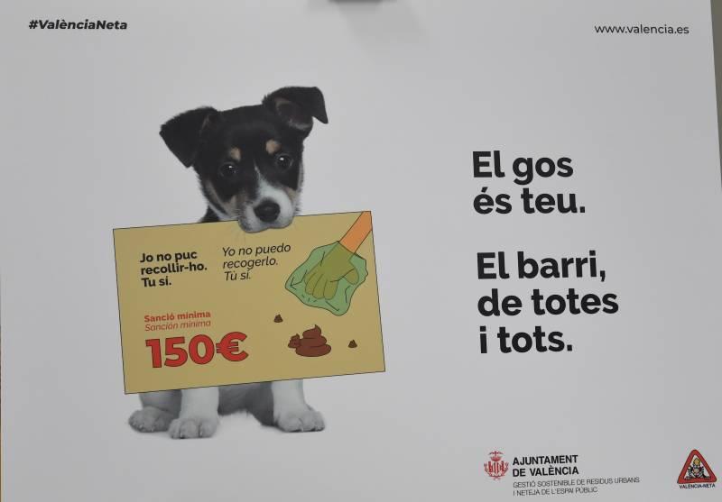 Cartel Gemeliers Valencia