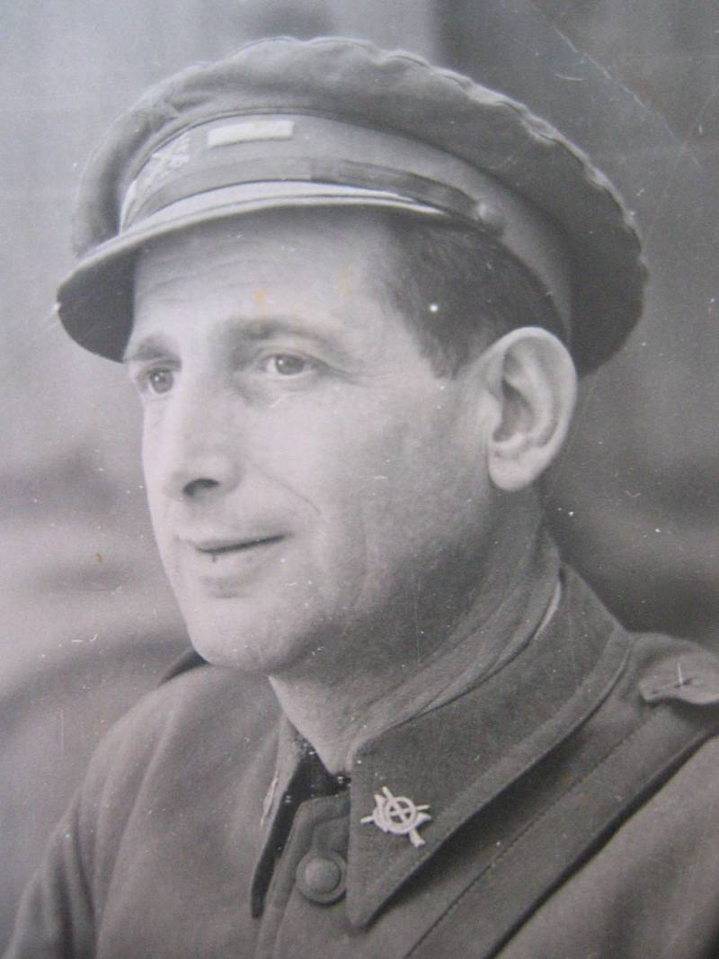 Amado Granell, el valenciano que luchó contra la Alemania Nazi