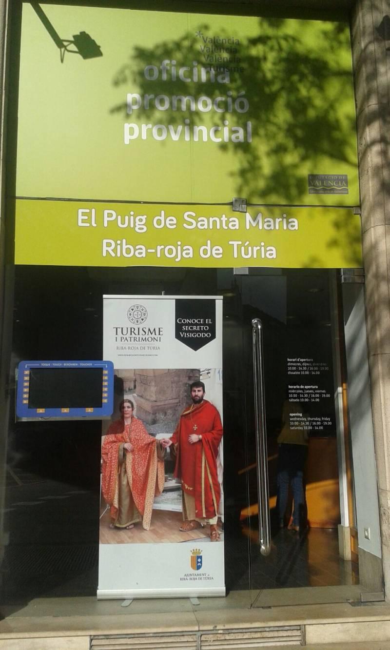 Riba Roja - El Puig