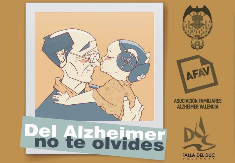 Ana Morón Esteban, Gerente de la Asociación Familiares Alzheimer Valencia (AFAV)