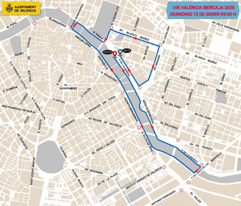 10k Valencia Ibercaja 2020