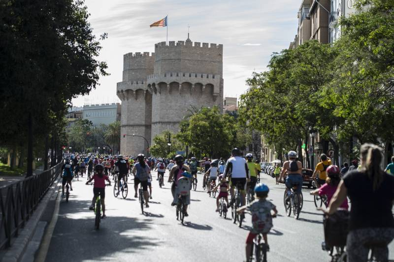 Día de la Bicicleta en València