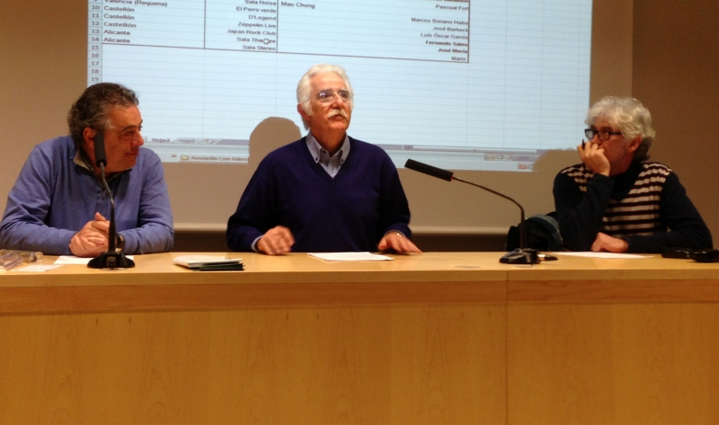Fotografía de la reunión (Viu València)