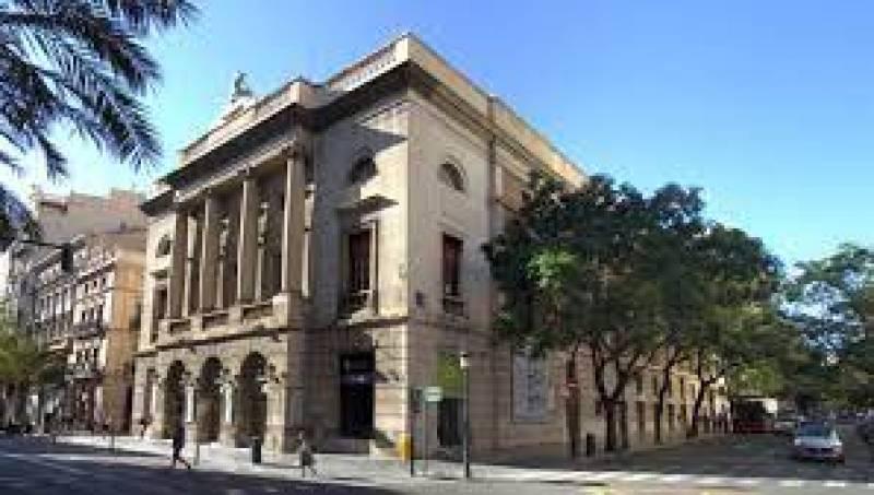 Teatre principal de València./ Wikipedia