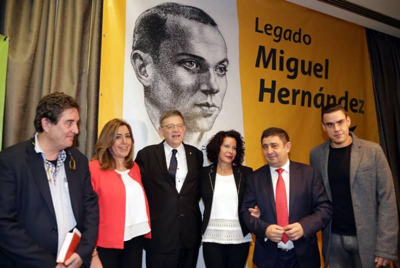 Susana Díaz y Ximo Puig