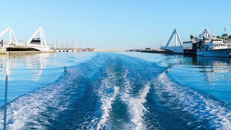 Aguas de La Marina de Valencia