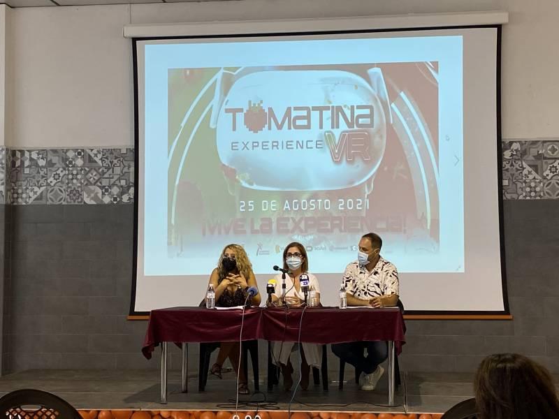 La Tomatina VR Experience. EPDA