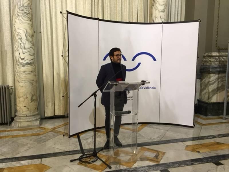 Presentación del programa cultural de La Marina de Valencia // Viu València