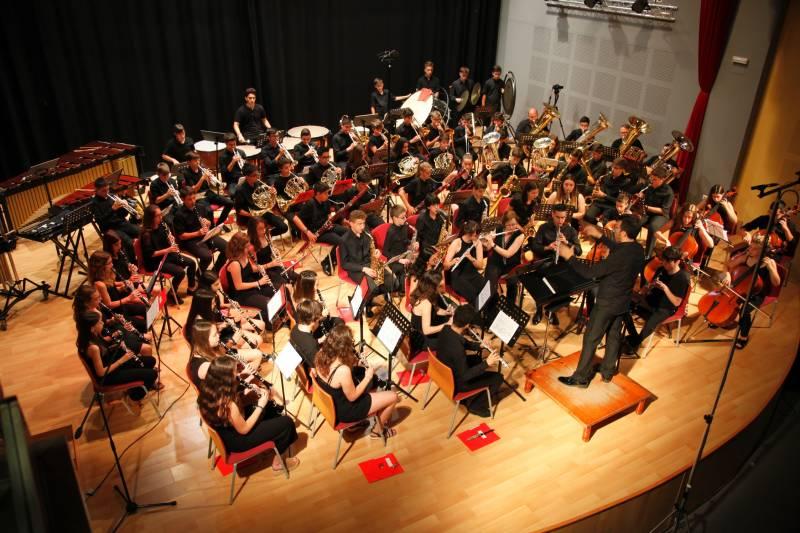 Joven Banda Sinfónica La Safor-Valldigna