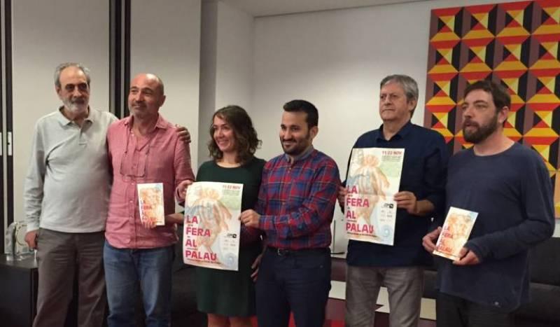 Anuncio de los nominados a los Premis Ovidi 2015. Fuente: ValenciaPlaza.