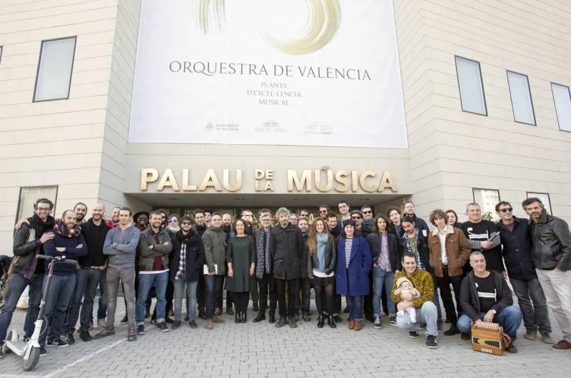 Emengents benvinguda Palau // Eva Ripoll